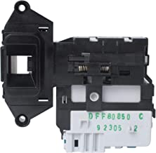 EBF49827801 Door Lock and Switch Assembly for LG Washing Machine, Replace 6601ER1004C, AP4998848, 6601ER1004E, EBF49827802...