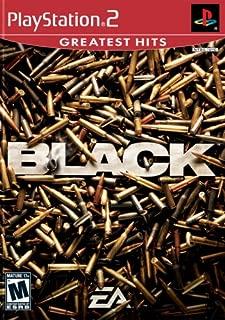 Black - PlayStation 2