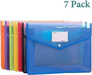 Best envelope plastic folder Reviews