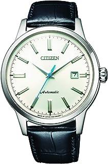 ساعة انالوج جلد للرجال من سيتيزن- NK0000-10A