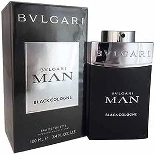 Bvlgari Man In Black Cologne Eau De Toilette Spray, EDT 3.4 fl oz. 100 ml