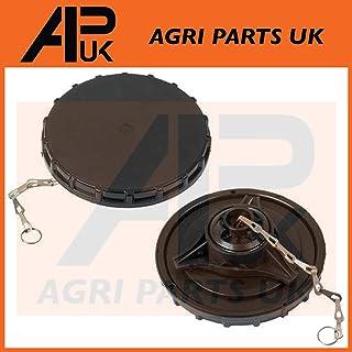 APUK Fuel Tank Cap Compatible with Case IH International 856 955 956 1055 1056 1255 1455 XL Tractor
