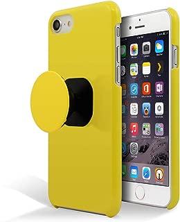 [Breeze-正規品] iPhone ・ スマホケース ポリカーボネイト [YELLOW]Disney Mobile on docomo DM-01K ディズニー・モバイル・オン・ドコモケース カバー 液晶保護フィルム付 [DM01K] [DM01KJG2005BP]