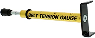 ABN Belt Tension Gauge - Universal, 10 lbs Specification, Easy to Read