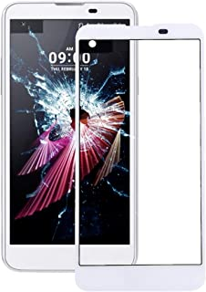 WTYD Mobile Phone Lens Glass Front Screen Outer Glass Lens for Compatible with LG X screen / K500 / K500N