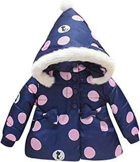 0-3 Months Baby Girl Boy Clothes,Kids Baby Boy Girl Winter Coats Jacket Thick Ears Snowsuit Hoodie Velvet Clothes