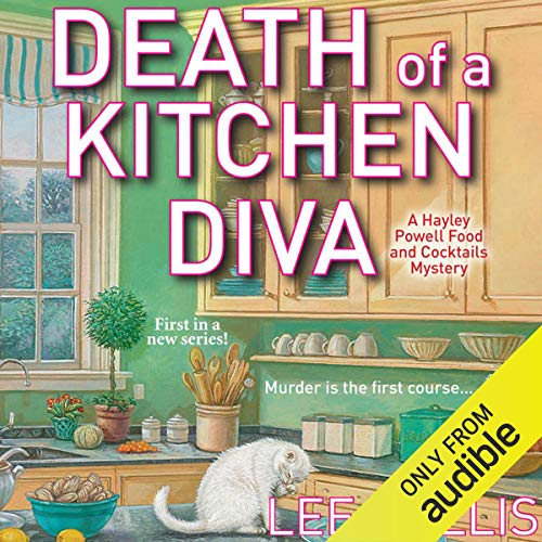 Death of a Kitchen Diva cover art