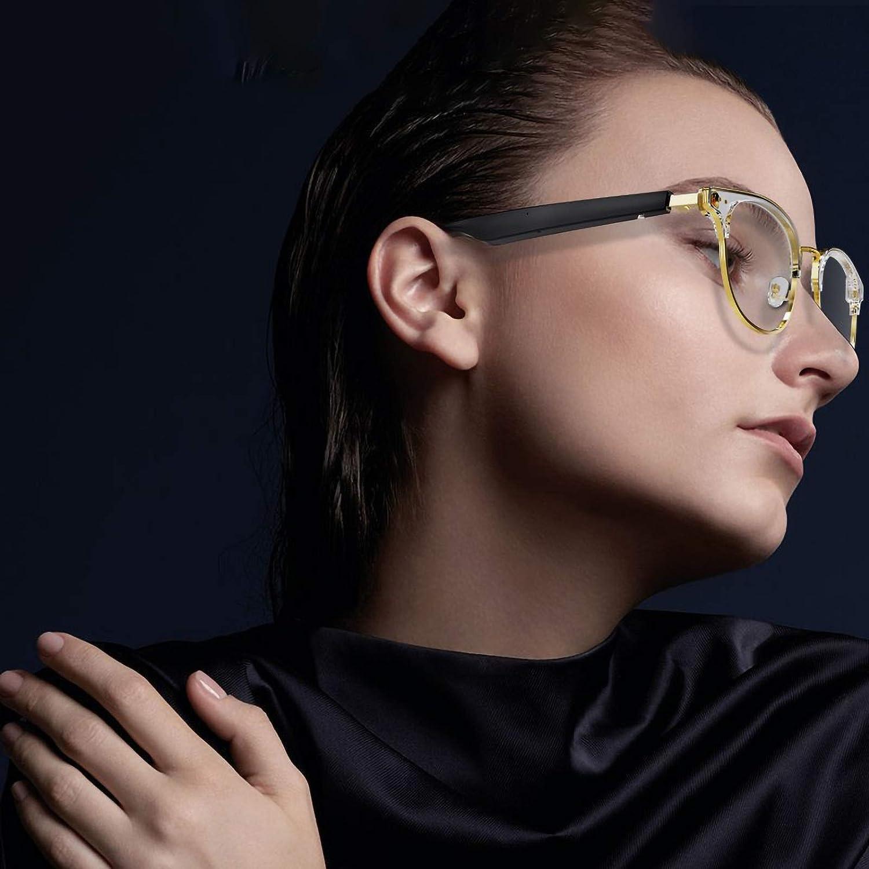 DUOYE Bone Conduction Smart Glasses, Open Bluetooth Smart Call, Coated Lens, Waterproof, Sweat, Long Battery Life, Sports, Music, Outdoor