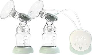 Portable Silicone Massage Milking Device, Breast Pump Silicone, Breastfeeding, Breast Pump, Vacuum SeaS Hardcover Gift Bo...
