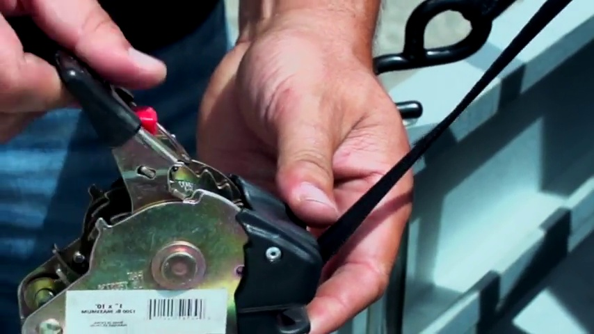 "Erickson 34413  Retractable Ratchet Tie Down 2 Pack-1/"" x 6/' 1500lbs."