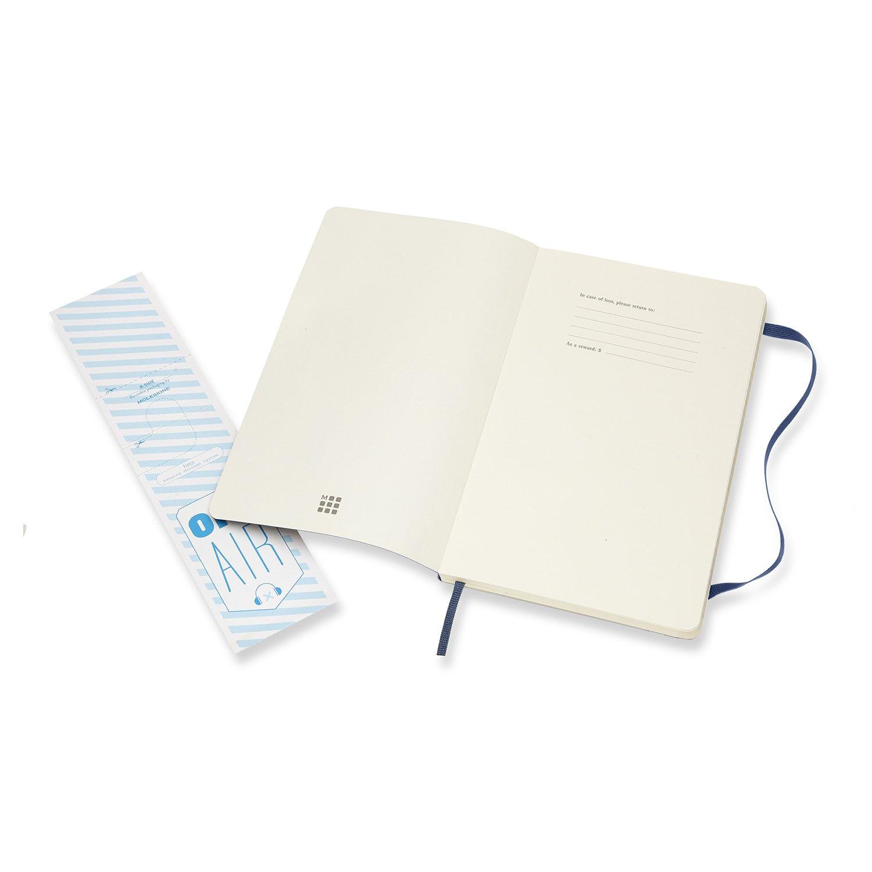 Moleskine - Cuaderno Clásico con Páginas Rayadas, Tapa Blanda y ...