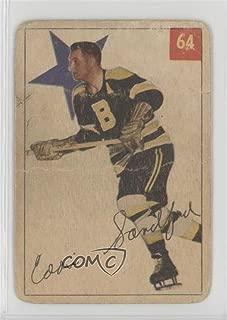 Ed Sandford Ungraded COMC Poor (Hockey Card) 1954-55 Parkhurst - [Base] #64