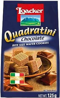 ローカー クワドラティーニ ウエハース チョコレート 125g×6個
