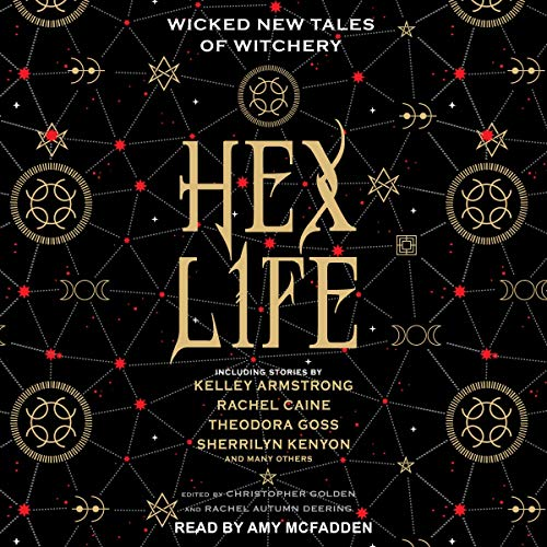 Hex Life audiobook cover art