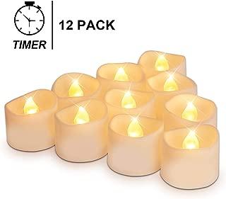 luminara flickering tea lights