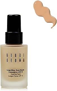Bobbi Brown Long Wear Even Finish Foundation SPF 15, 4 Natural, 1 Ounce