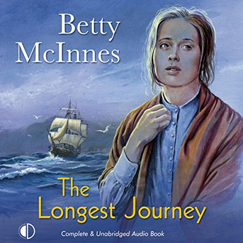 The Longest Journey audiobook cover art