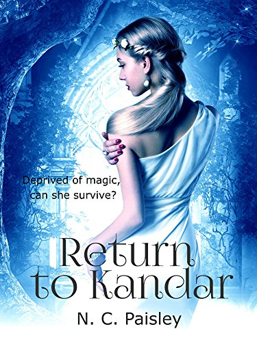 Return to Kandar (The World of Kandar Book 2) (English Edition)