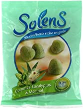 Solens Gums with Eucalyptus Menthol 100g Estimated Price : £ 10,76