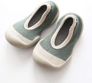 [HomeTop] ベビーシューズ 夏用フィートシューズ 赤ちゃんシューズ 滑止め 履き室内外子供シューズ 出産祝いプレゼント
