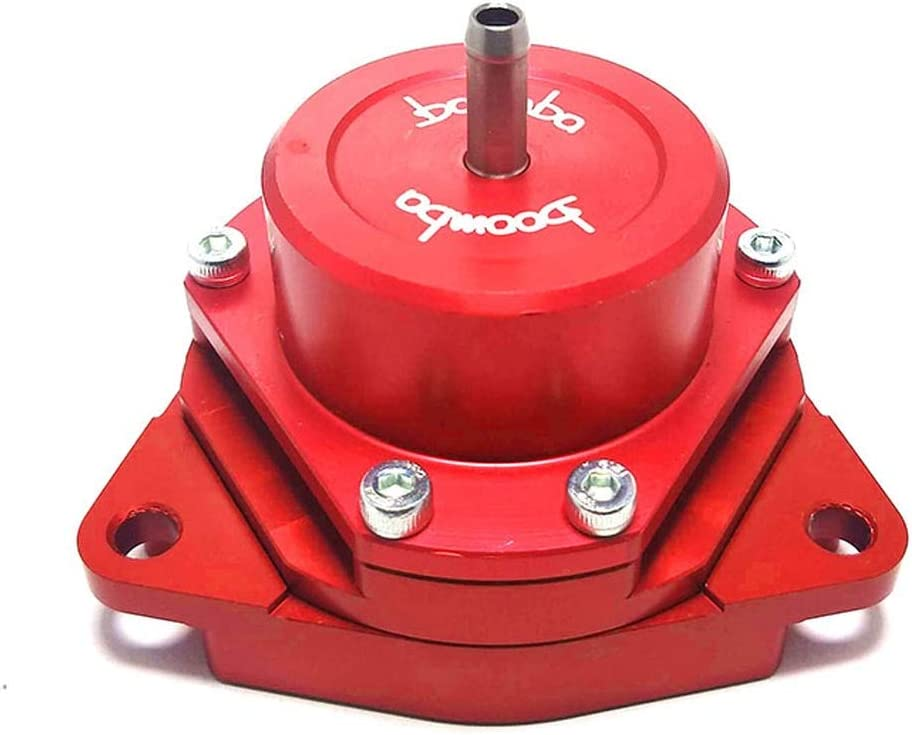 Boomba 2021 spring and summer new Racing Blow Off Product Valve BOV Vel with Compatible Hyundai Red