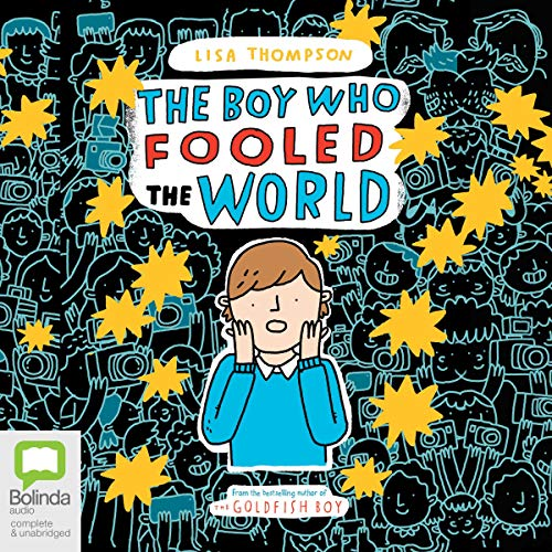 The Boy Who Fooled the World cover art