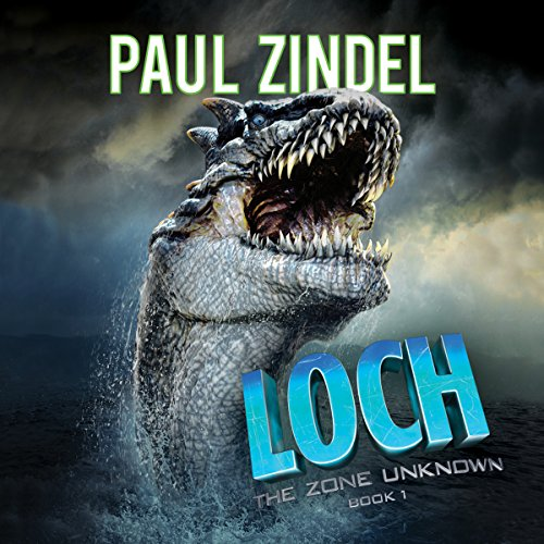 Loch audiobook cover art