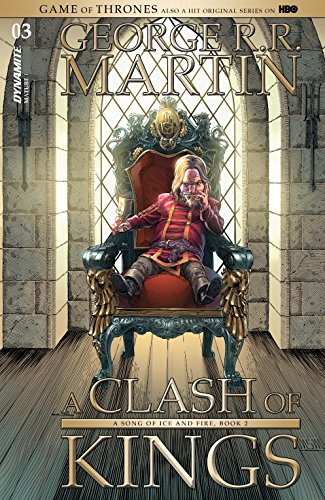 Download George R.R. Martin's A Clash Of Kings: The Comic Book #3 (English Edition) B0736BNWY4