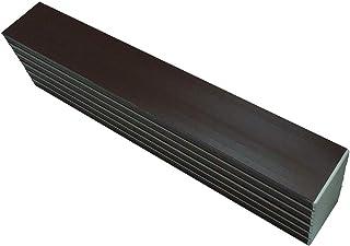 オーエ コンパクト 風呂ふた ブラウン 幅75×長さ160.5cm ネクスト Ag 超薄型 スリム設計 抗菌 防カビ効果 L-16