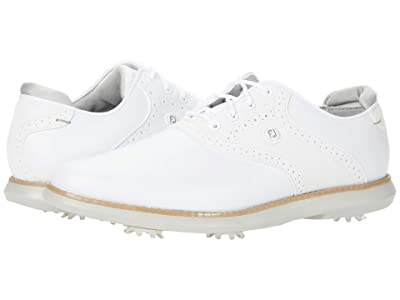 FootJoy Traditions (White) Women