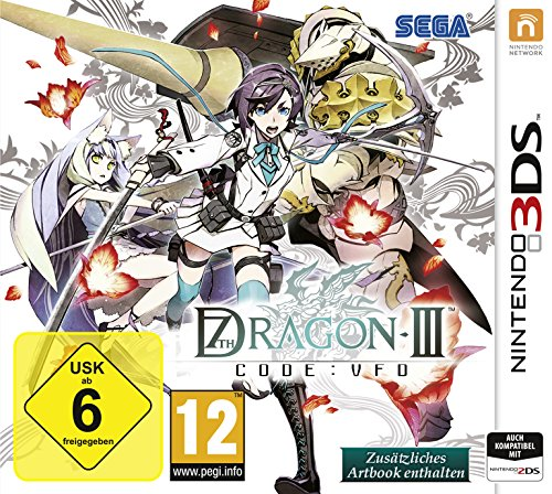 7th Dragon III (3DS)
