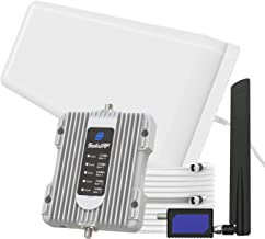SolidRF Cell Phone Signal Booster-for Home, Convenience Store, Apartment, Workshop | All U.S. Carriers Verizon, AT&T, T-Mo...