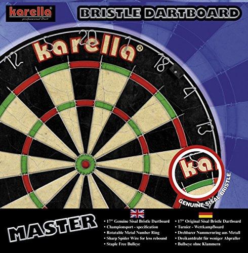 Karella 808501 Dartboard Master