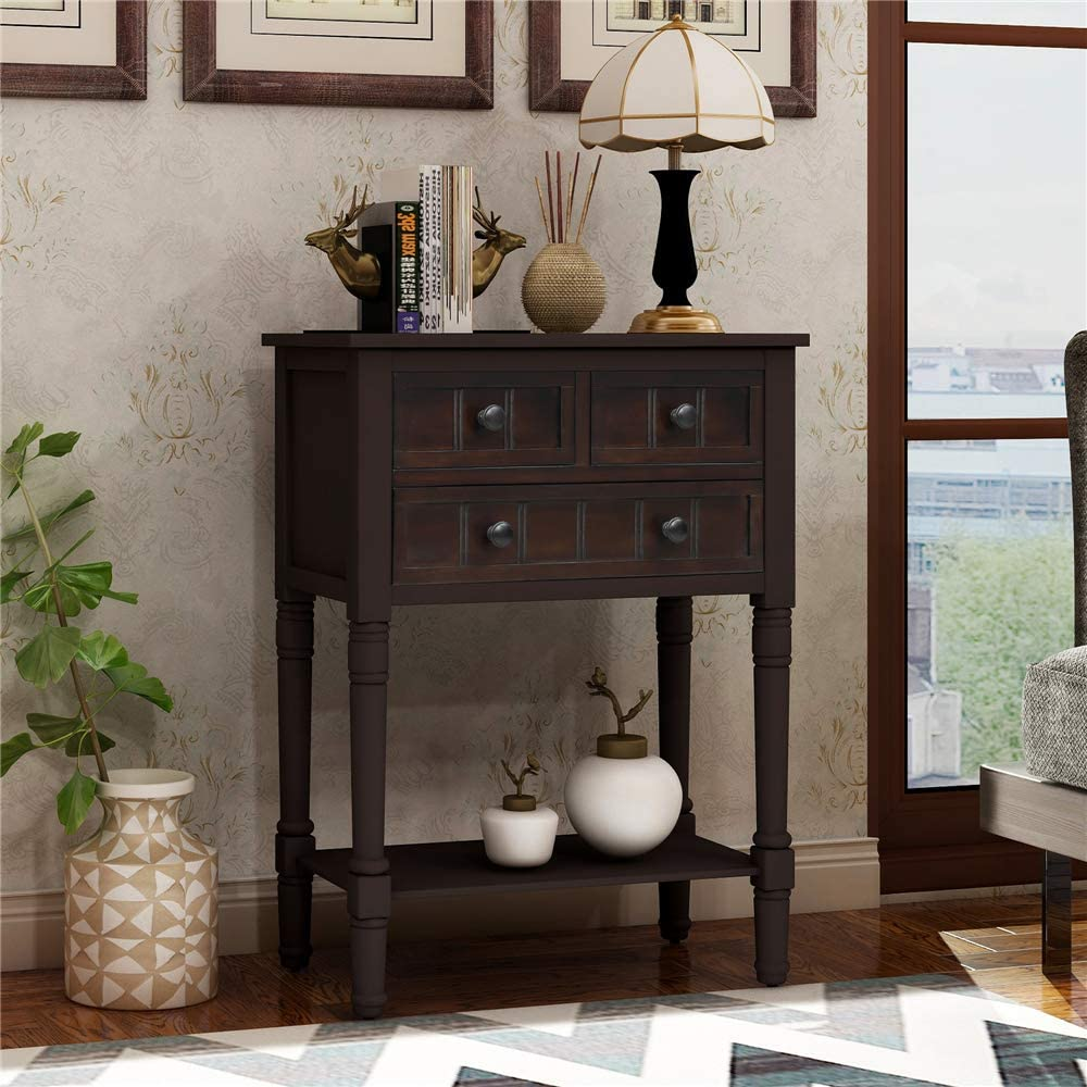 Narrow Console Table 67% OFF of Max 53% OFF fixed price for Entryway Hallway Wood Solid Tab