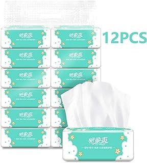 パンピングペーパータオルのキッチンペーパーキッチンペーパー家庭用ペーパータオルベビーティッシュティッシュペーパー-ホワイト