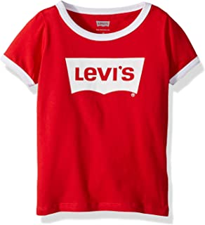 Levi's Big Girl's Classic Batwing T-Shirt