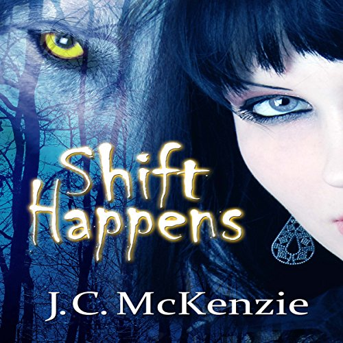 Shift Happens audiobook cover art