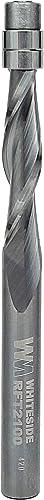 2021 Whiteside Router discount Bits RFT2100 1/4-Inch Diameter Spiral Flush Trim Up wholesale Cut sale