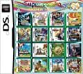 Yaogroo 208 Games in 1 NDS Game Pack Card Super Combo Multi Cartridge for DS NDS NDSL NDSi 3DS 2DS XL