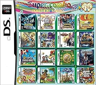 KUAILE 208 en 1 Juego Super Combo Cartucho de Juegos Tarjeta