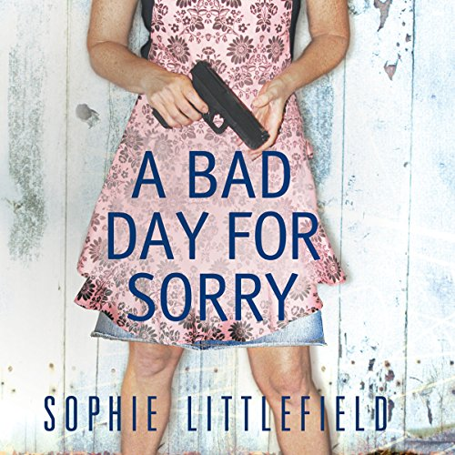 A Bad Day for Sorry audiobook cover art