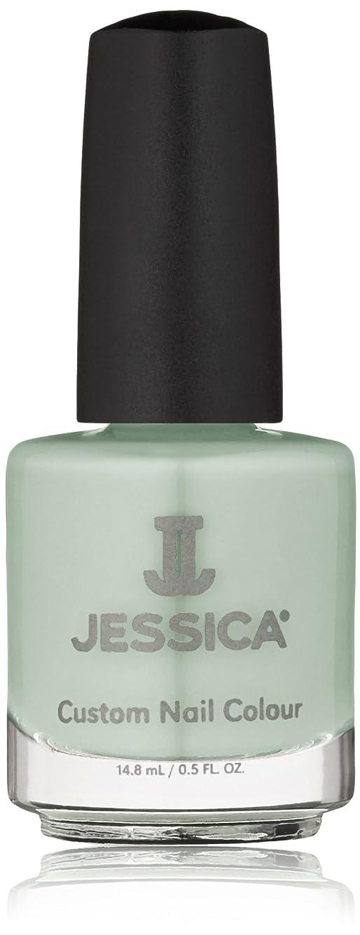 端敏感なダニJessica Nail Lacquer - Mint Blossoms - 15ml / 0.5oz