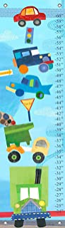Oopsy daisy on the Road Growth Chart, 12 by 42 Inches