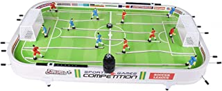WHAEOSKH Football Table Board Game Hand Pull Mini Portable Toys Parent-Child Interaction Battle Table Games Tabletop Fun Kids Gift