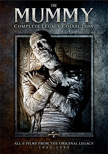 Mummy: Complete Legacy Collection (3pc) / (Mcsh) [DVD] [Region 1] [NTSC] [US Import]