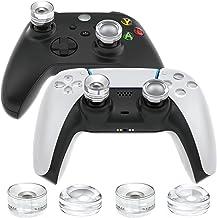 Controlador Thumbstick Extensores de Aderência para PS5/PS4/PS3/Switch Pro/Xbox One/Series X/S, Acessórios de Controle de ...