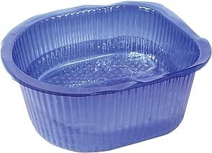 """ForPro Universal Pedi Bath Liners, Disposable Pedicure Liners, 14.5"""" W x 12.5"""" L x 6"""" D, 100-Count"""