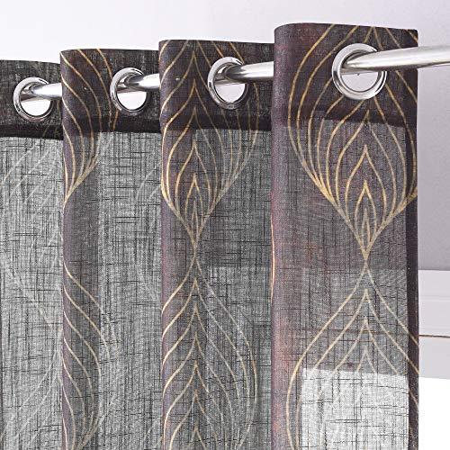 KGORGE Bühnen-Vorhänge + Stein Alte Welt (Old World) W52 x L84 | Pair Geometrische Kurve | Rot