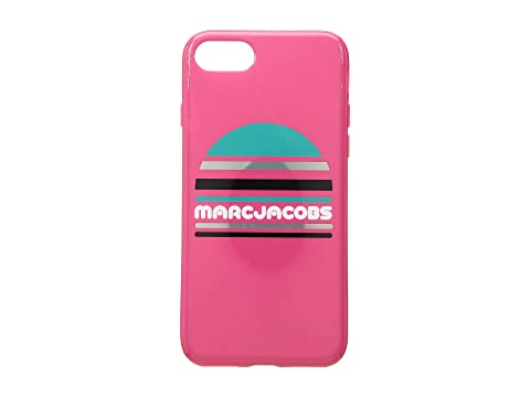Marc Jacobs Exaggerated Sport Logo iPhone 8 Case