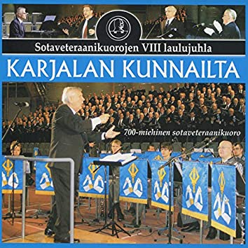 Karjalan kunnailta - Sotaveteraanikuorojen VIII laulujuhla